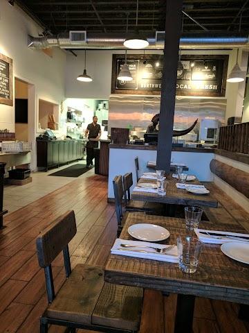 Salted Sea: Seafood & Raw Bar