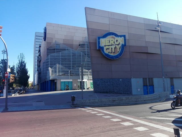 Cinesa heron city en barcelona for Gimnasio heron city