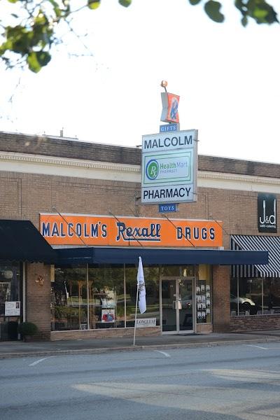 Malcolms' Discount Pharmacy #1