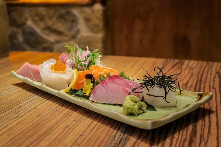 Teppanyaki en Sushi restaurant Hosokawa Amsterdam