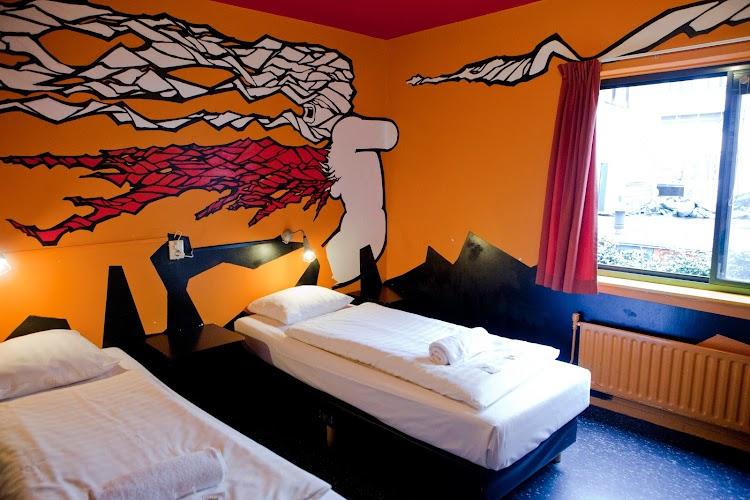 St Christopher's Inn   Hostel in Amsterdam Amsterdam