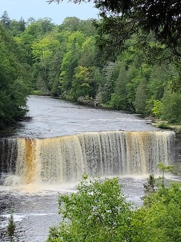 List item Tahquamenon Falls image