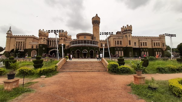 Popular tourist site Bangalore Palace in Bengaluru