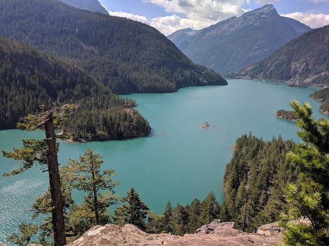 Diablo Lake image