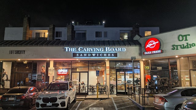The Carving Board Hollywood