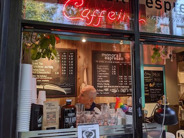 Monorail Espresso photo