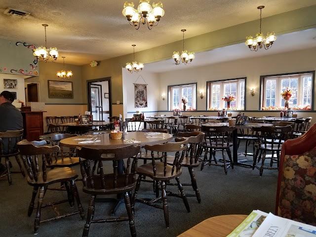 The Old European Restaurant