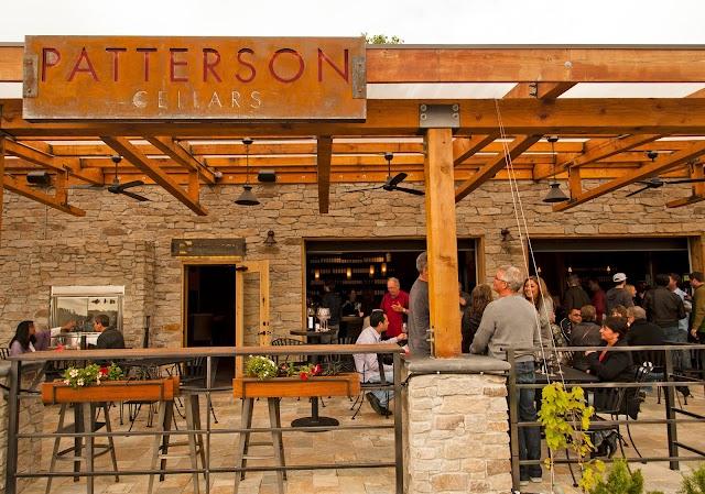 Patterson Cellars Tasting Room Hollywood Hill