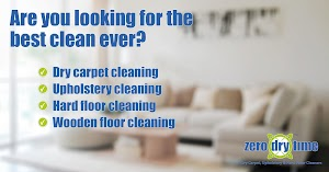 Zero Dry Time Carpet Cleaning Northumberland