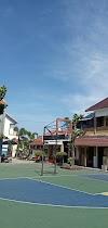 Traffic update near SMPN 47 Bandung Bandung