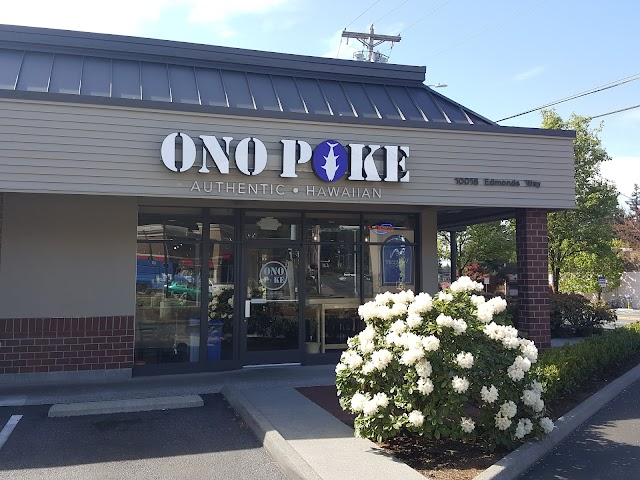 Ono Authentic Hawaiian Poke