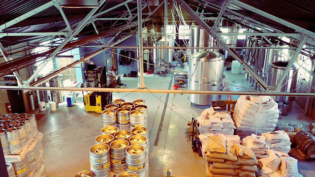 Smylie Brothers Brewing Co. Production image