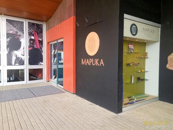Popular tourist site Museo Mapuka in Barranquilla