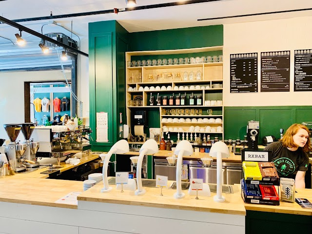 Wild Coffee Company image