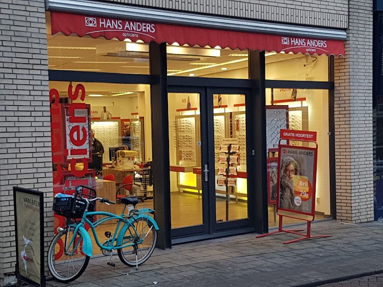 Hans Anders Opticien Hilversum Hilversum