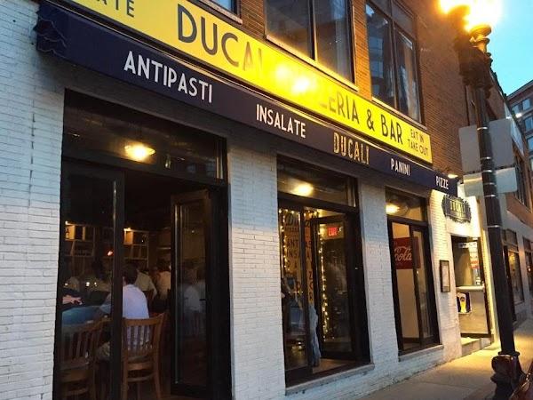 Ducali Pizzeria & Bar