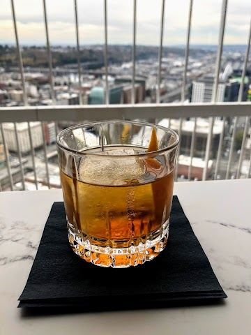 Smith Tower Observatory Bar