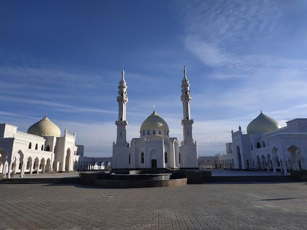 Popular tourist site Булгар in Kazan