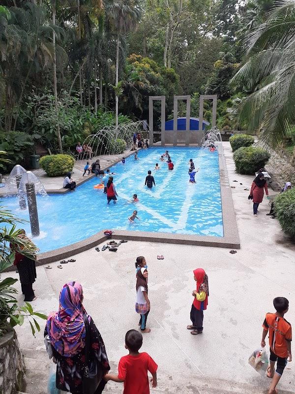 Popular tourist site Penang Municipal Park in Penang
