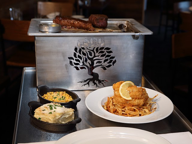 Twisted Tree Steakhouse