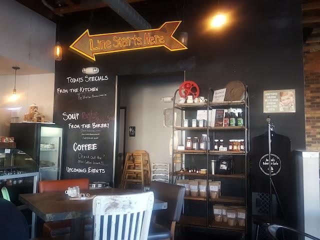 Jewel's Bakery & Cafe