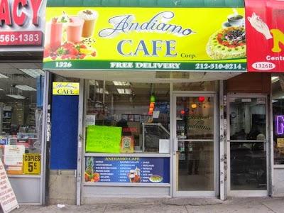 Andiamo Cafe Parking - Find Cheap Street Parking or Parking Garage near Andiamo Cafe | SpotAngels