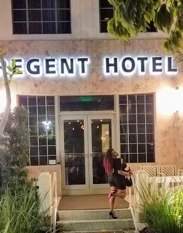 The Regent Cocktail Club