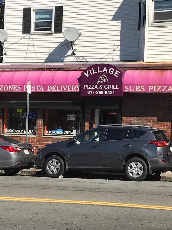 Village Pizza & Grill