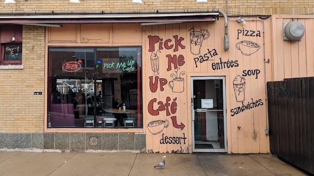 Pick Me Up Cafe