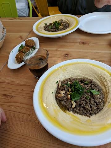 Aviv Hummus Bar