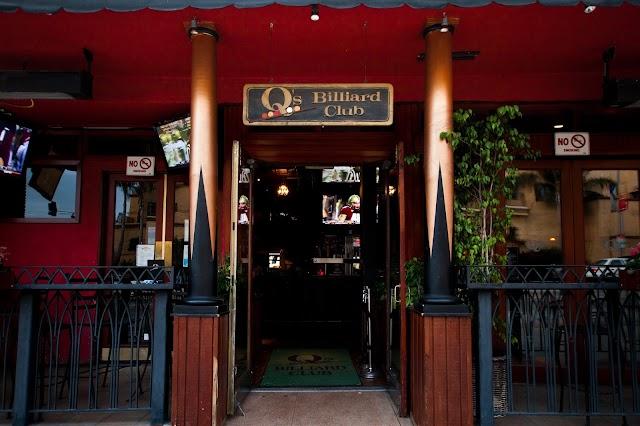 Q's Billiard Club & Restaurant