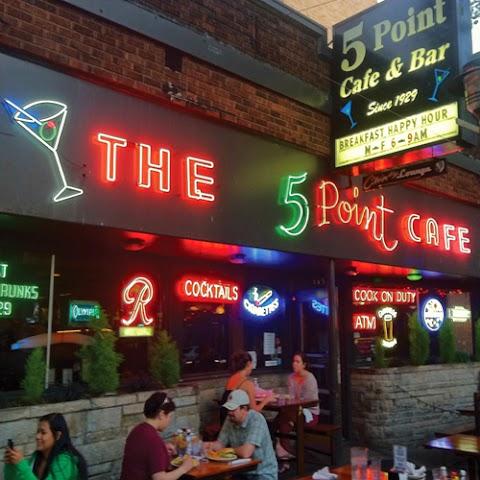 The 5 Point Cafe (Diner Dive Bar)