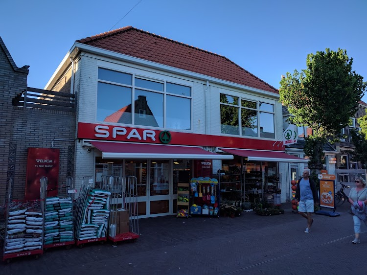 SPAR Berghuis West Terschelling West-Terschelling