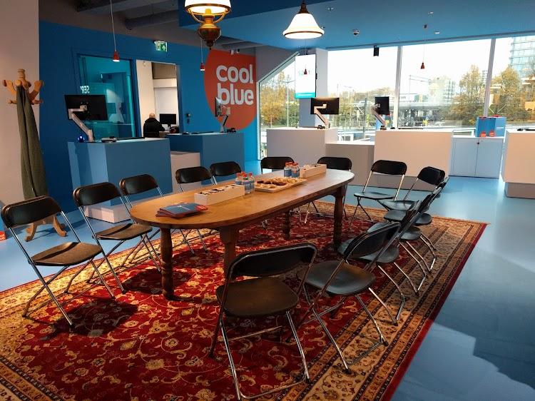 Coolblue winkel Amsterdam Amsterdam