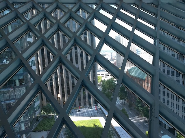 Seattle Public Library-Central Library