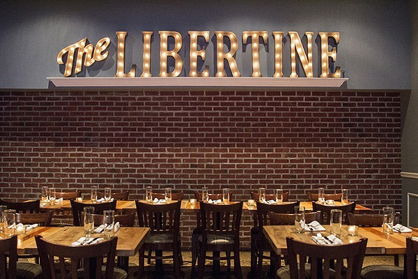 The Libertine- A Neighborhood Eatery