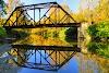 Image 2 of Worrall Bridge Covered Bridge, Rockingham