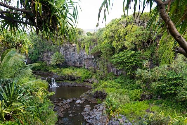 Seven Sacred Pools Trail