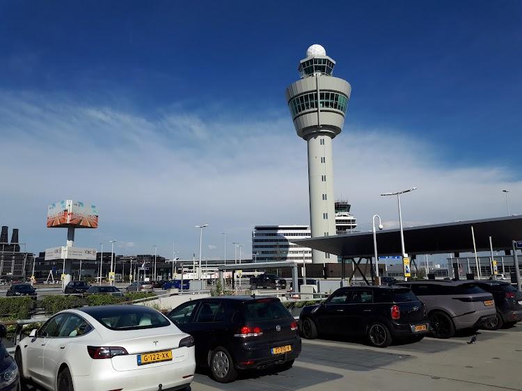 P1 Kort Parkeren Schiphol