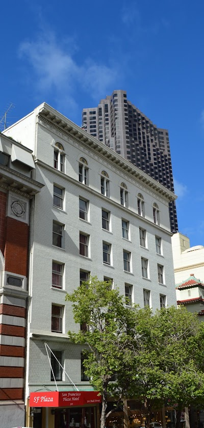 SF Plaza Hotel Parking - Find Cheap Street Parking or Parking Garage near SF Plaza Hotel | SpotAngels