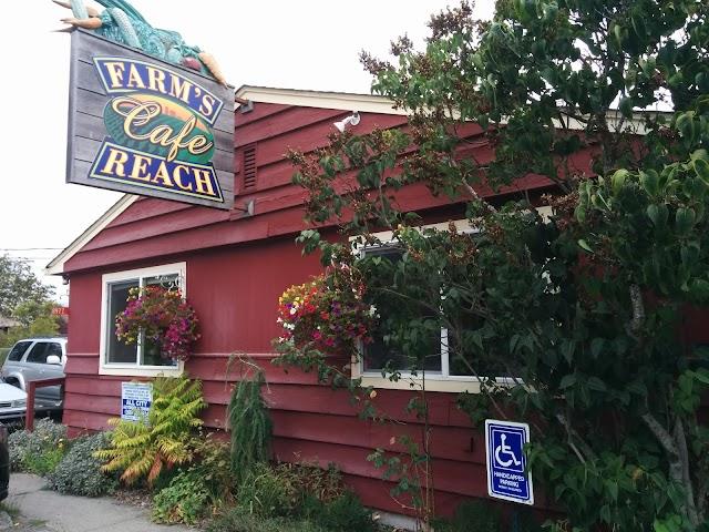 Farms Reach Cafe