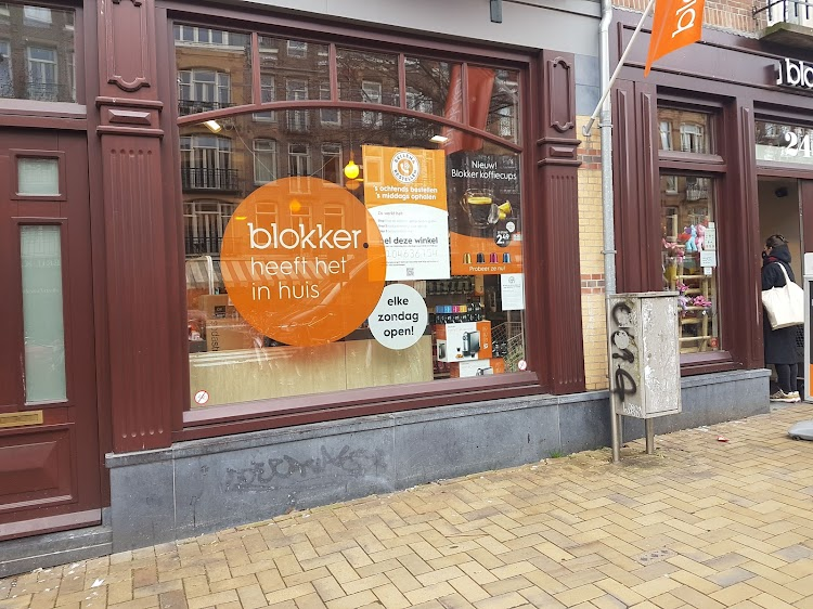 Blokker Amsterdam Javastraat Amsterdam