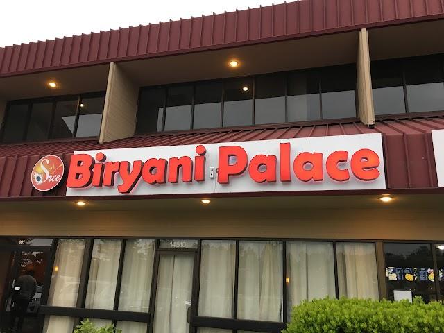 Biryani Palace