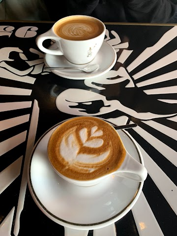 Caffé Vita Coffee Roasting. photo