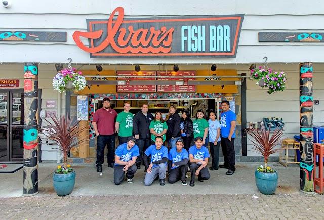 Ivar's Fish Bar