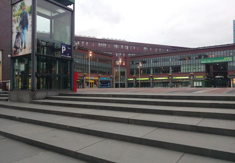 Q-Park Bos en Lommer Amsterdam