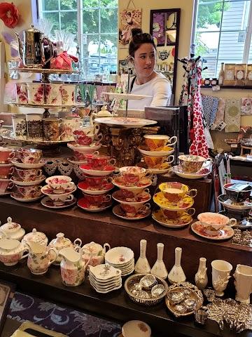 Queen Mary Tea Room