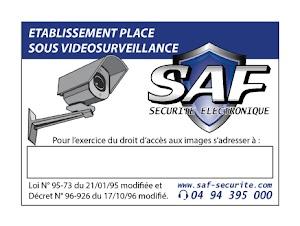 SAF Sécurité Electronique
