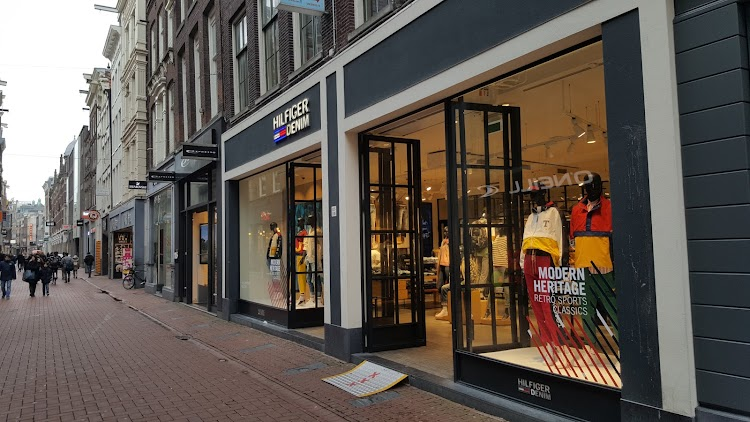 Tommy Hilfiger Amsterdam