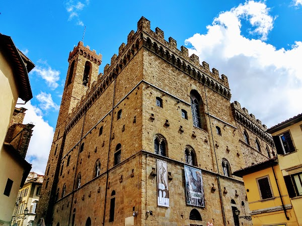 Popular tourist site Bargello National Museum in Florence
